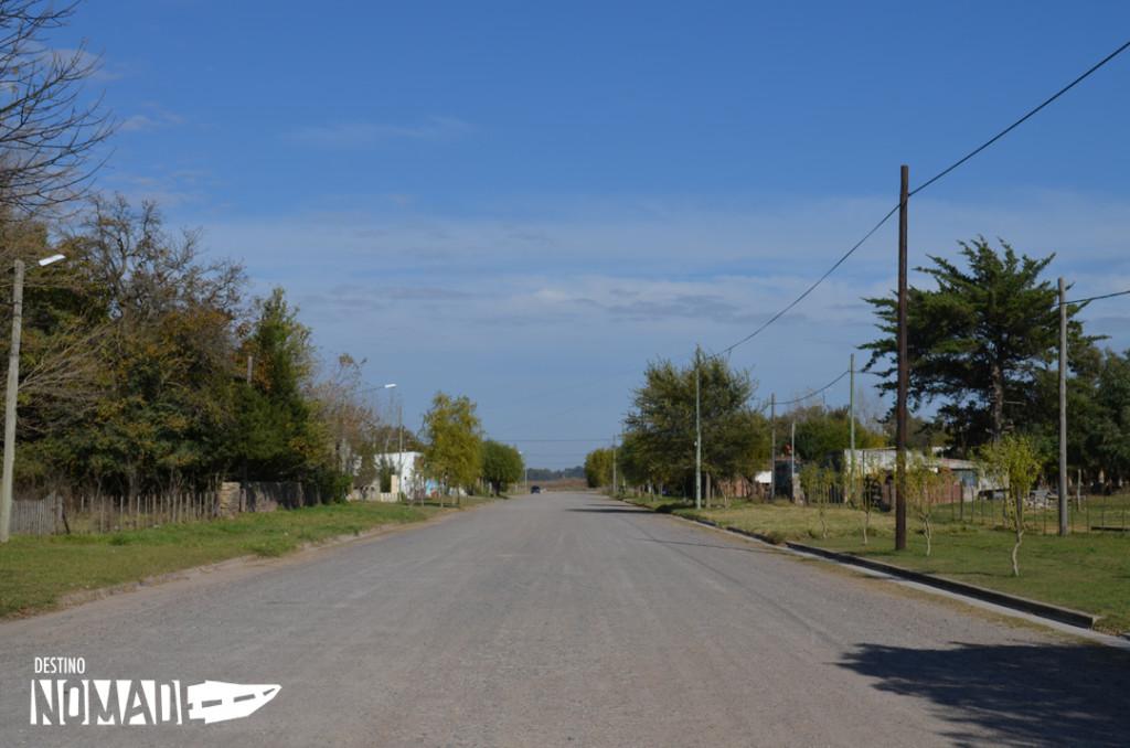 Colonia San Miguel calles