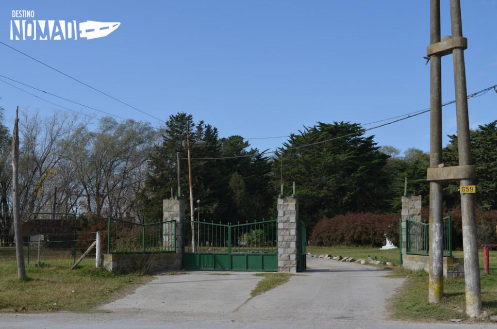Colonia San Miguel-entrada