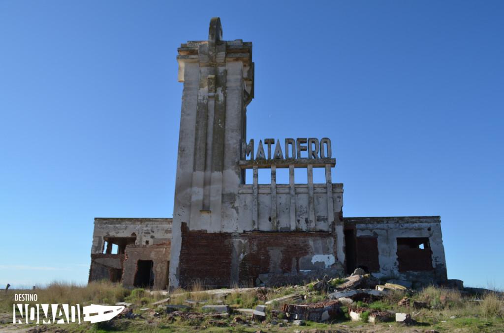 Villa Lago Epecuén matadero