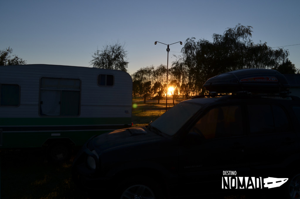 caruhé camping
