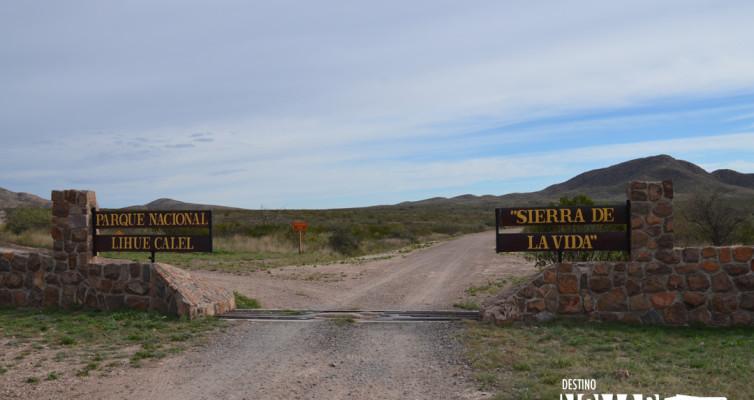 parque nacional lihue calel