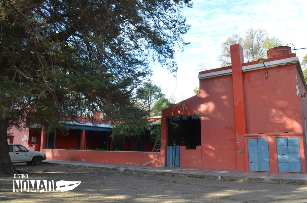Walsh casa natal