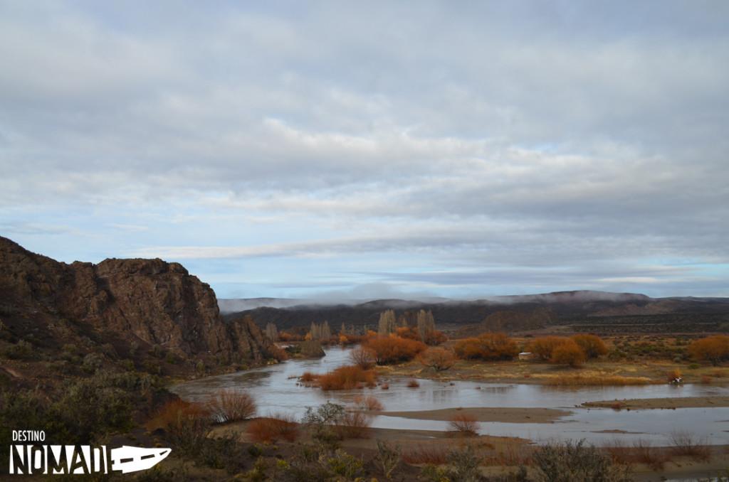 los altares Río Chubut