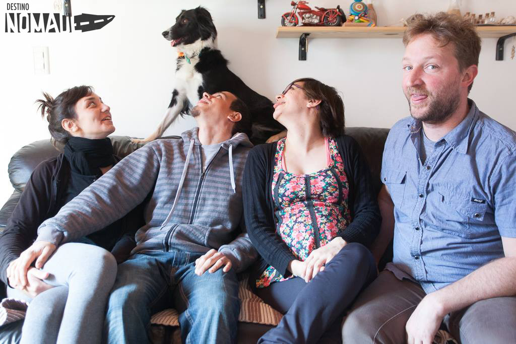 couchsurfing rada tilly familia