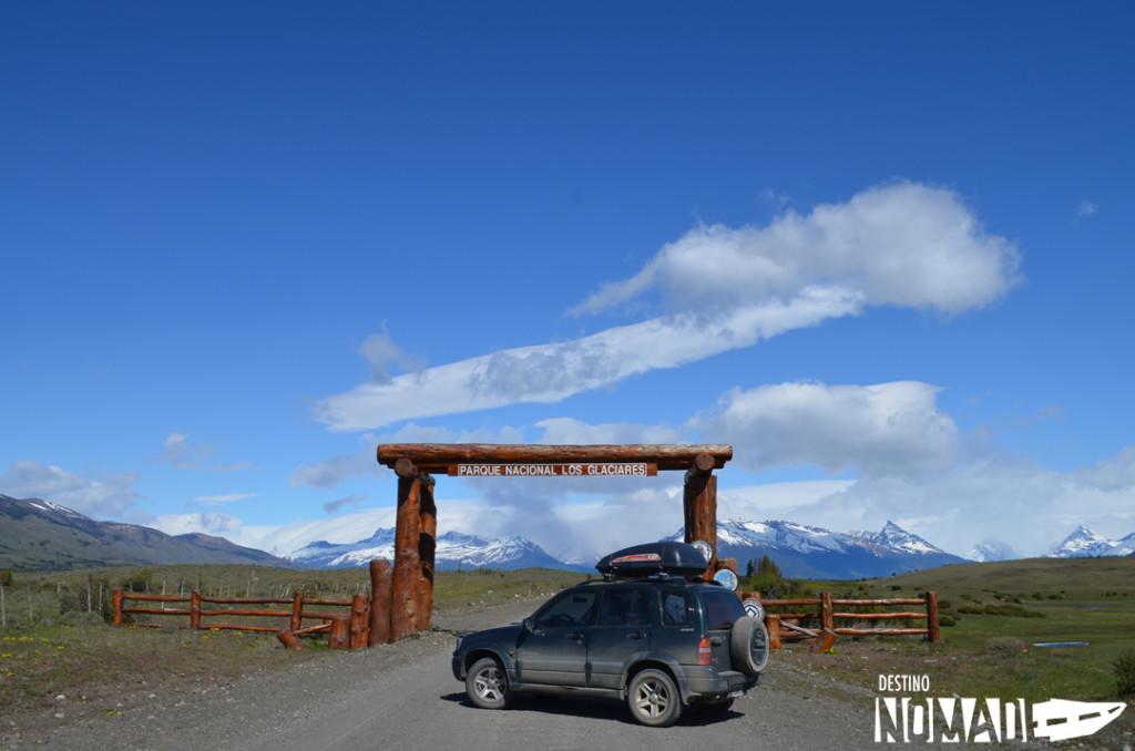 Parque Nacional Los Glaciares, El Calafate