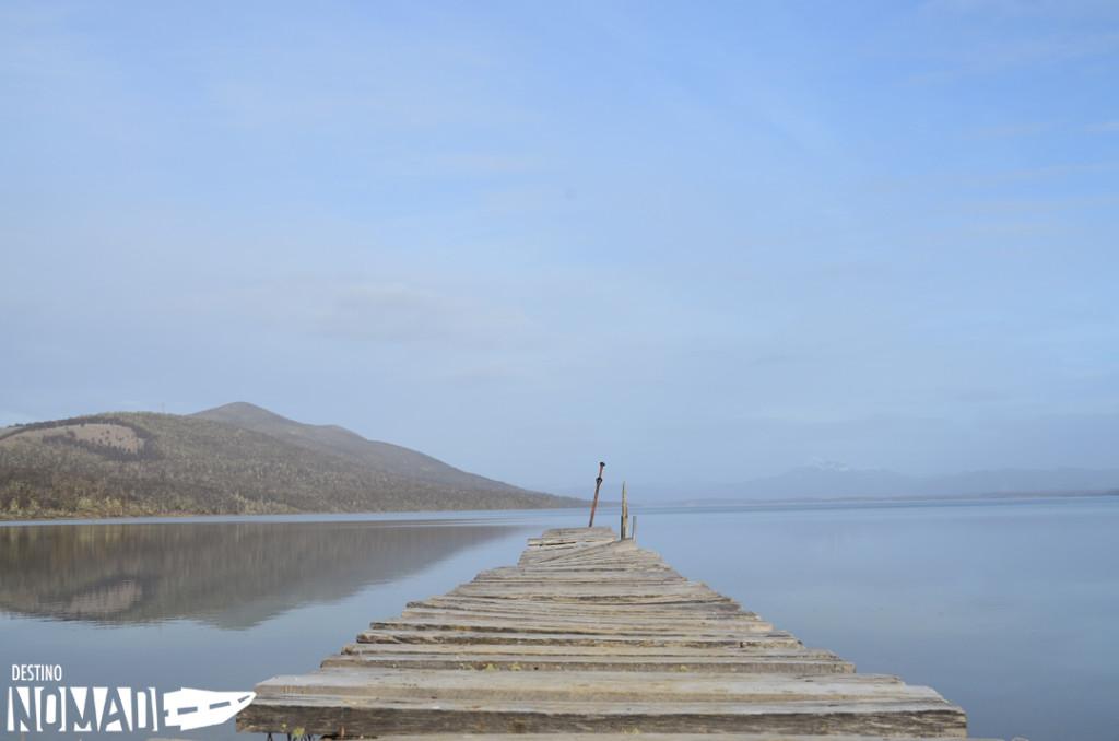 Rio Grande, Lago Yehuin