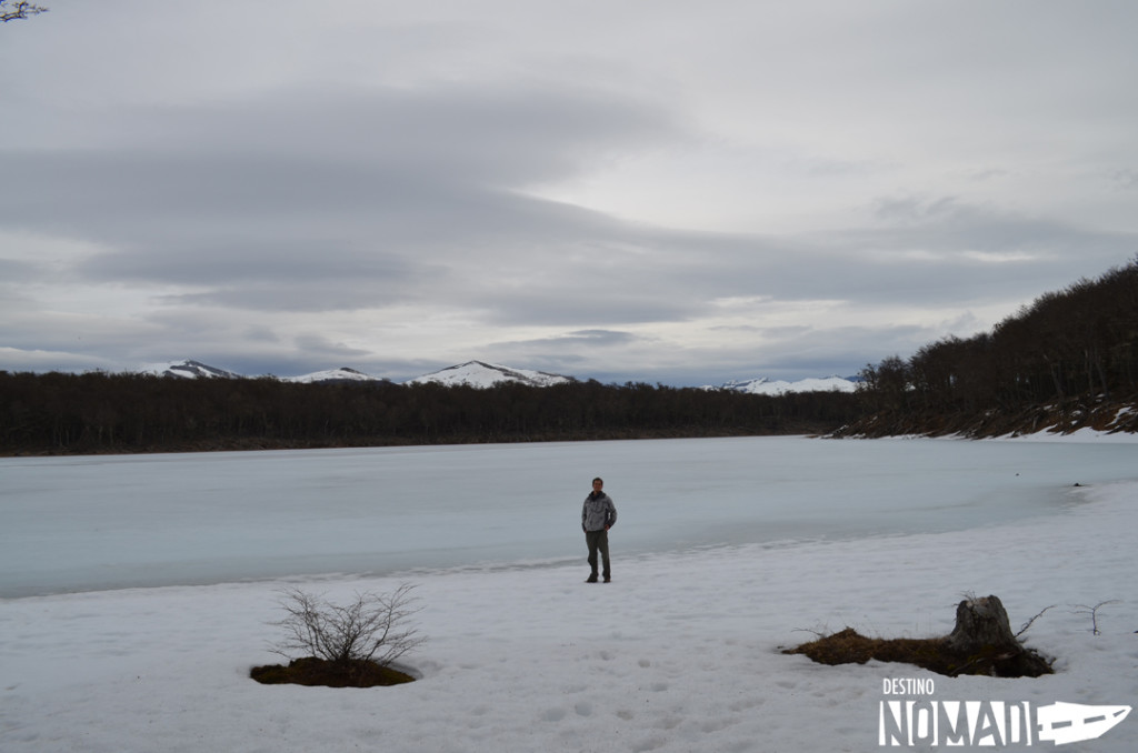 Tolhuin, aguas blancas