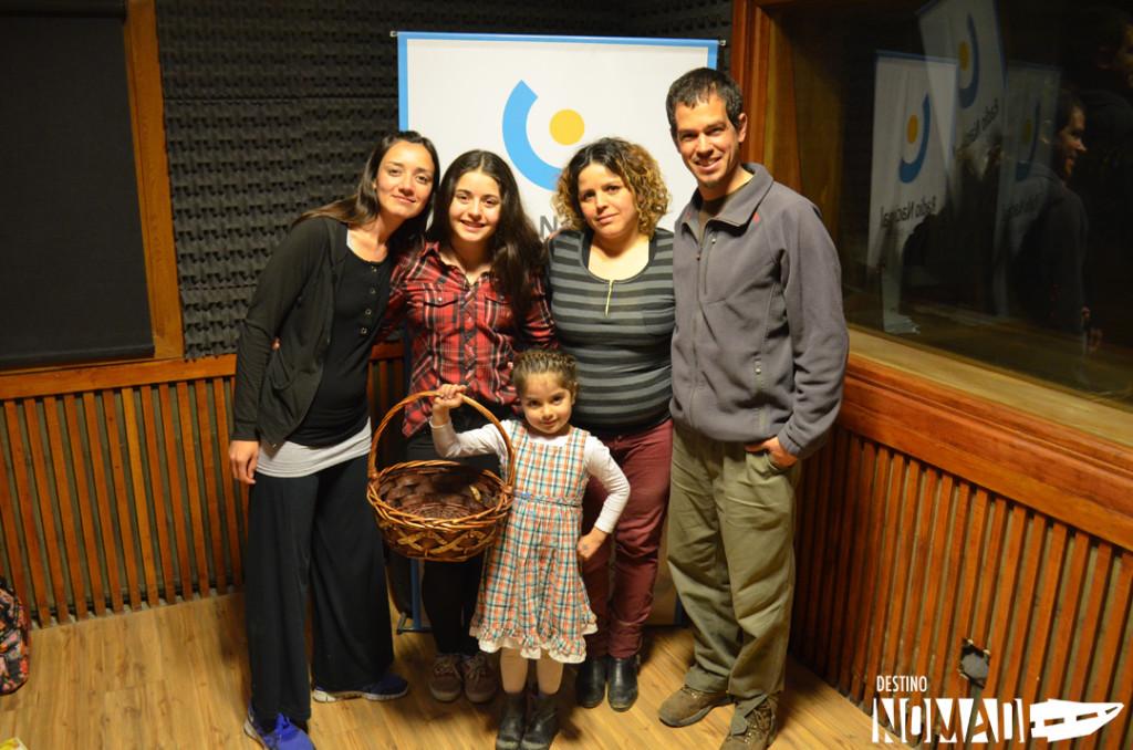 Nuestra familia en Ushuaia