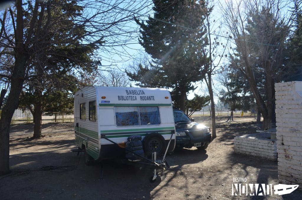 mesario-acampando