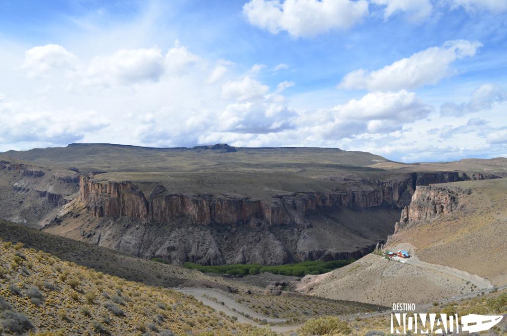 Cueva de las Manos, Ruta 40