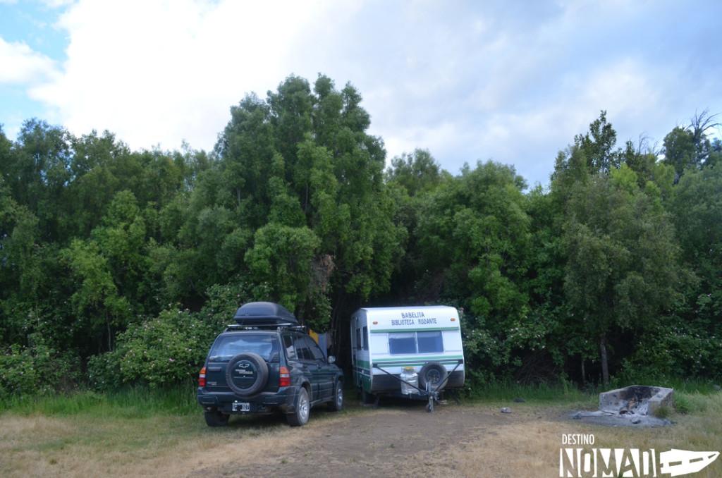 Camping Las Rocas, PN Los Alerces