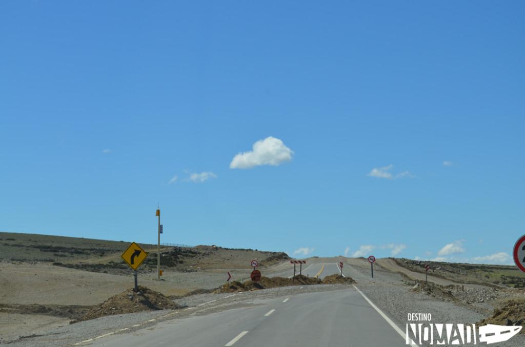 Rutas patagonicas, Santa Cruz