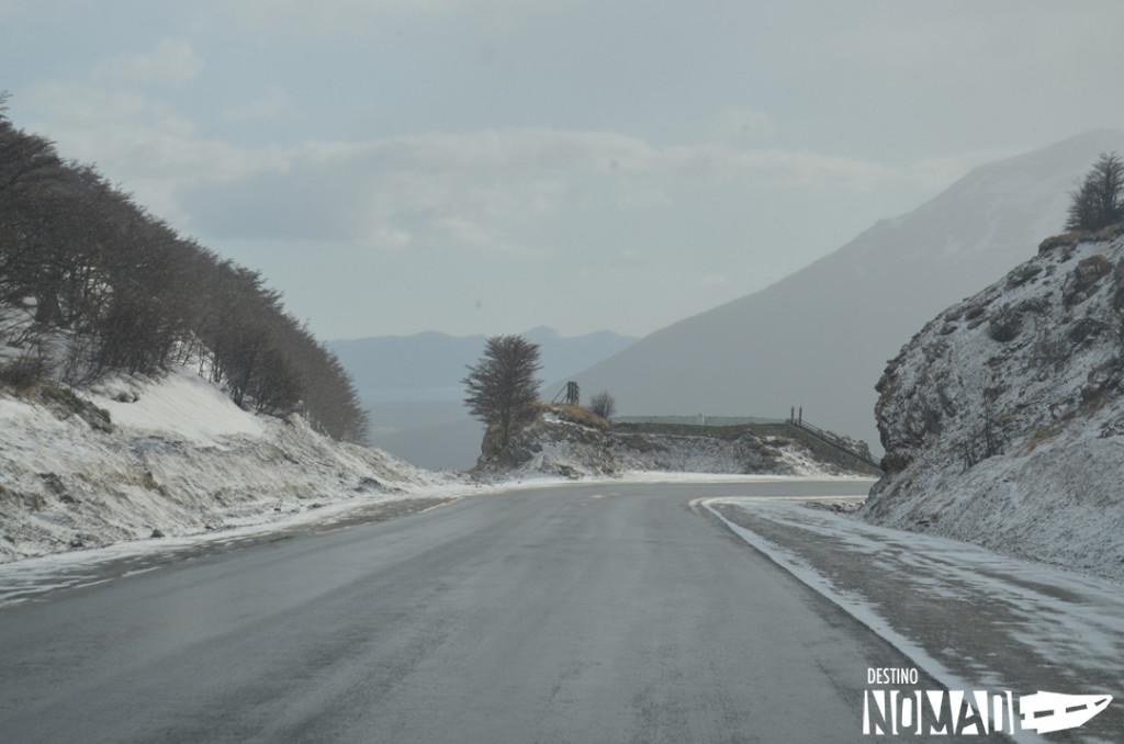 Rutas patagonicas, Tierra del Fuego