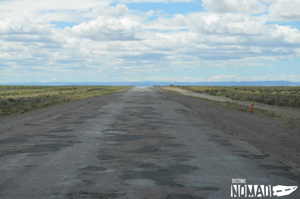 Rutas patagonicas, Chubut