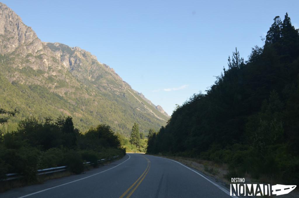 Ruta 40, Comarca Andina