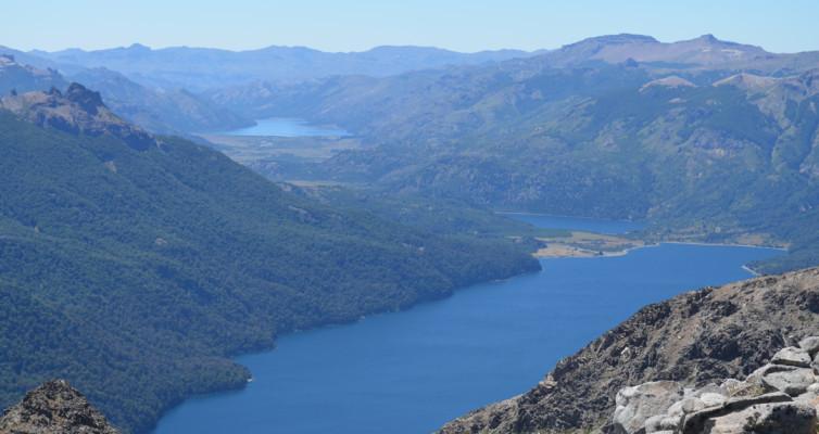 Ruta de los siete lagos