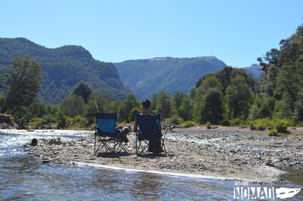 Pichi Traful, Ruta de los siete lagos