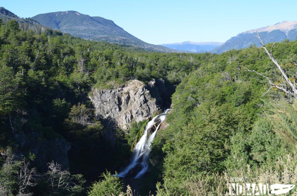 Cascada Vullignanco, Ruta de los siete lagos