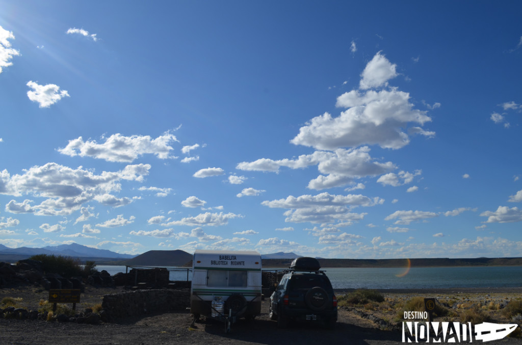Camping del PN Laguna Blanca