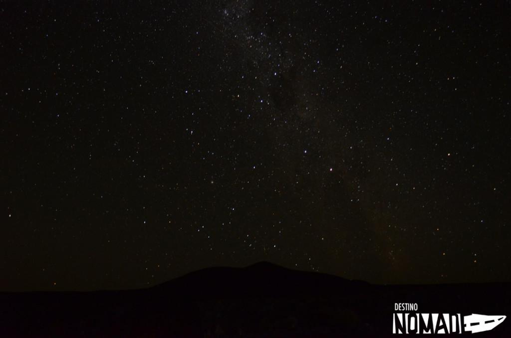 Noche en PN Laguna Blanca