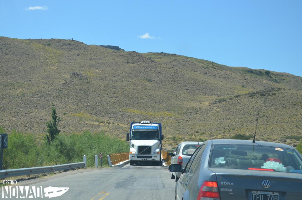 Ruta, PN Laguna Blanca