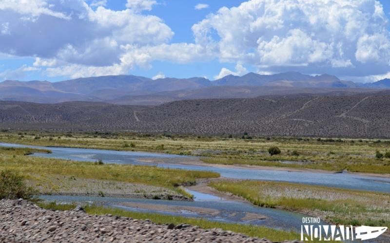 Río Grande a Malargue