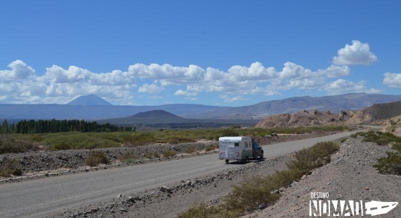 Ruta 40 a Malargue