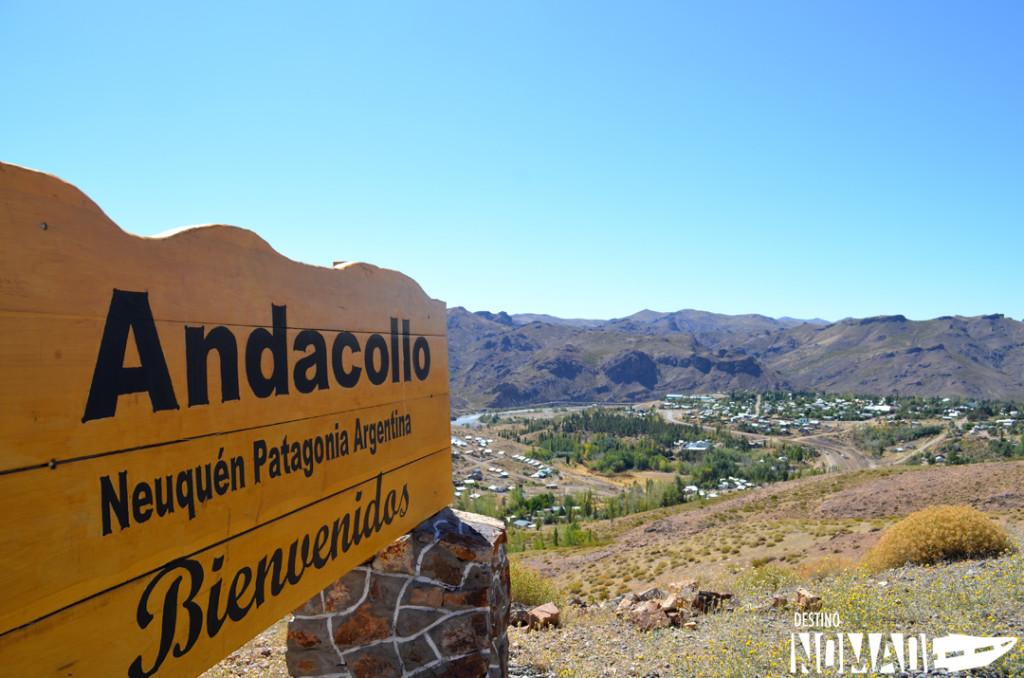 Andacollo, norte neuquino