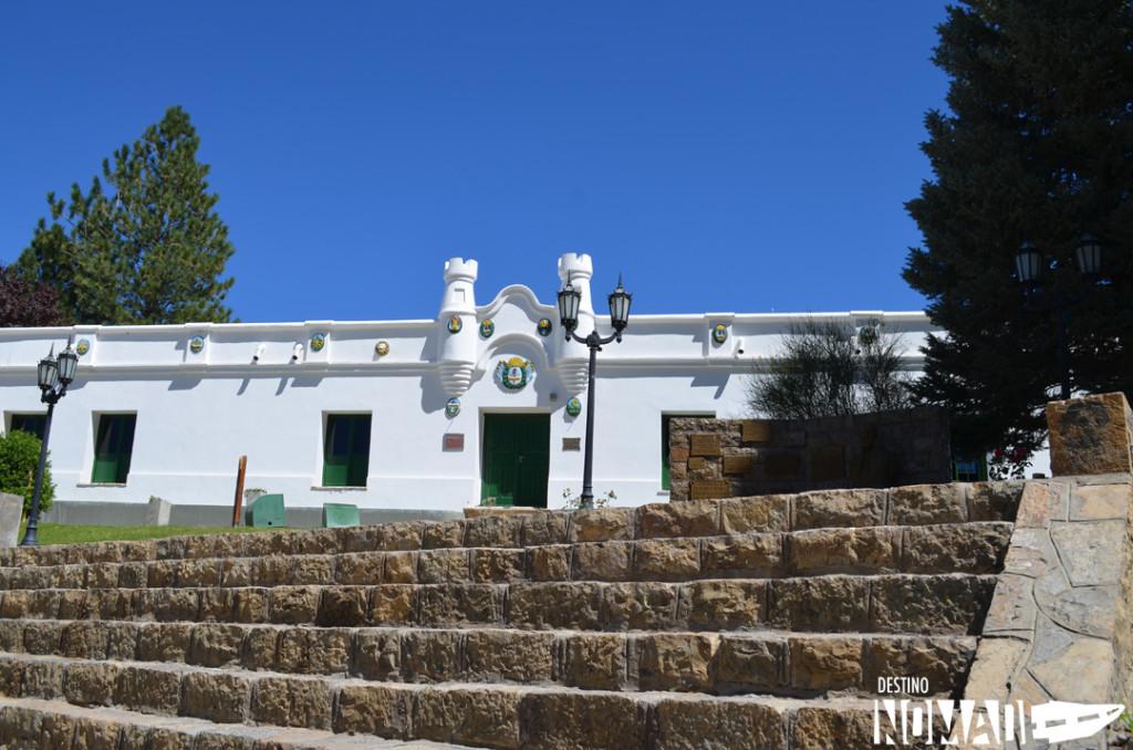 El Torreon, norte neuquino