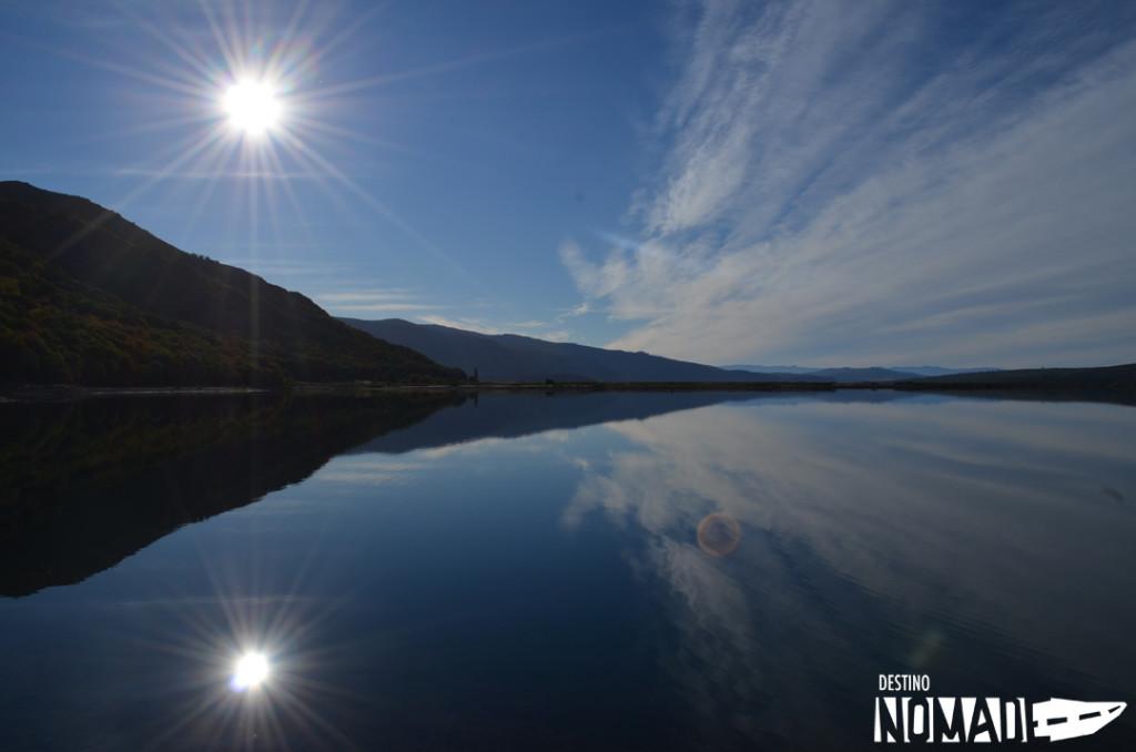 Reserva Lagunas Epu Lauquen, norte neuquino
