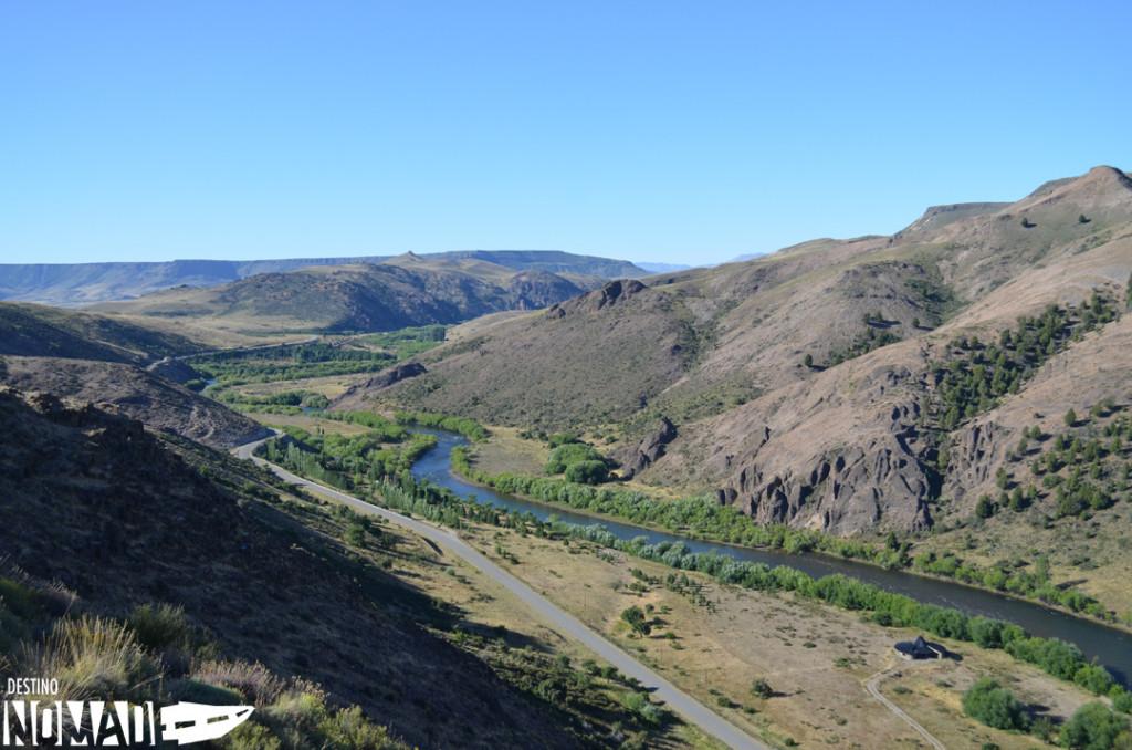Aluminé, rutas patagónicas