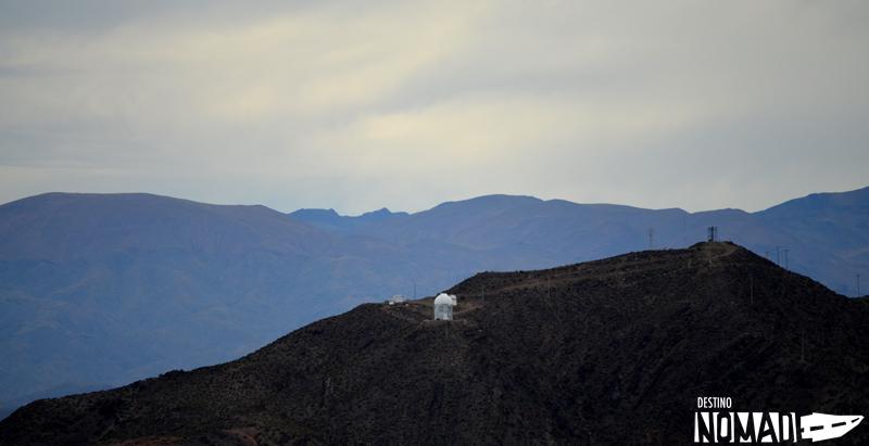 Observatorio Burek, PN El Leoncito
