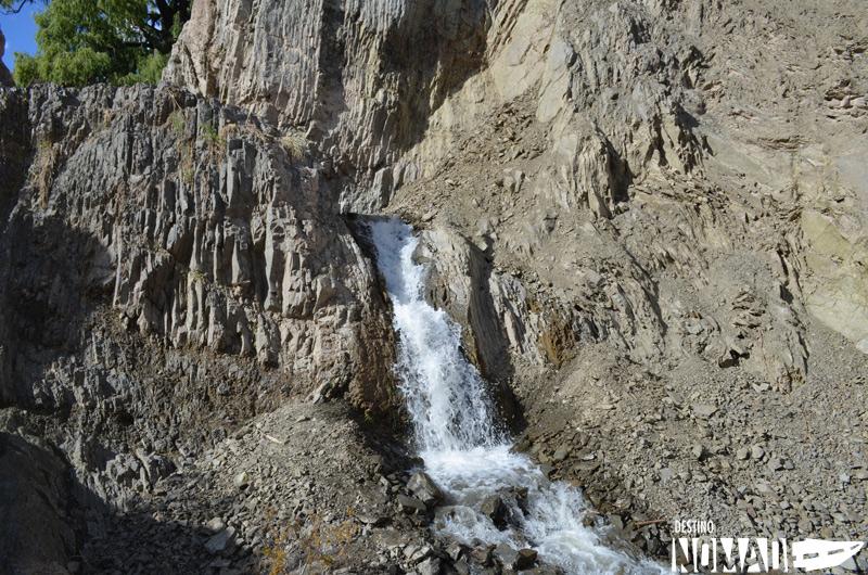 Cascada, PN El Leoncito