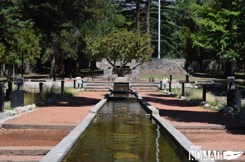 Manzano Histórico, Valle de Uco