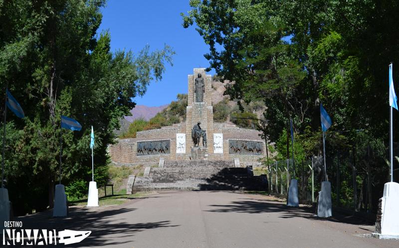 Retorno a la patria, Valle de Uco