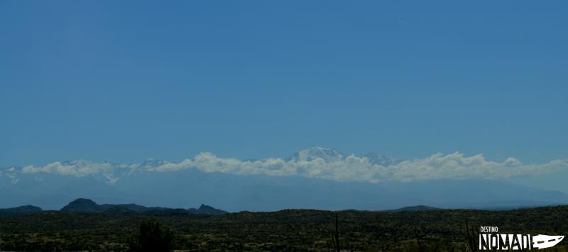 Volcán Tupungato, Valle de Uco