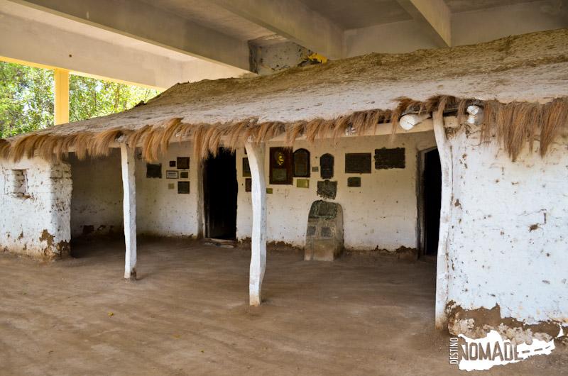 Primera escuela de Sarmiento, San Luis