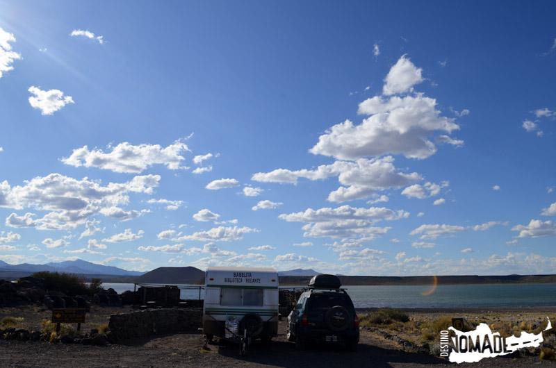 Camping PN Laguna Blanca, Neuquén