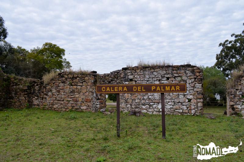 Calera del Palmar, PN El Palmar, Entre Ríos