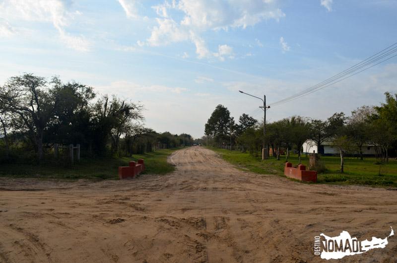 Colonia Carlos Pellegrini, en Esteros del Iberá
