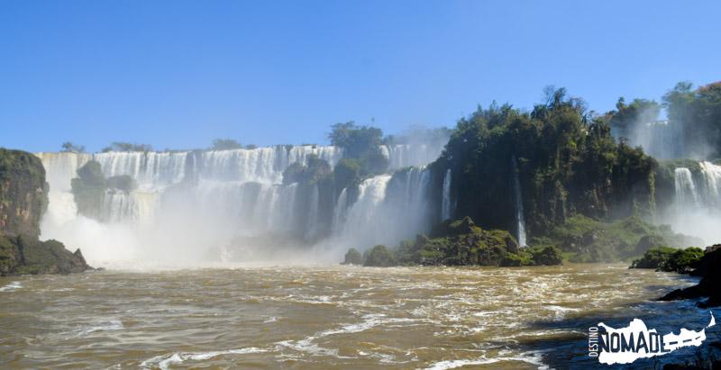 Circuito inferior del PN Iguazú