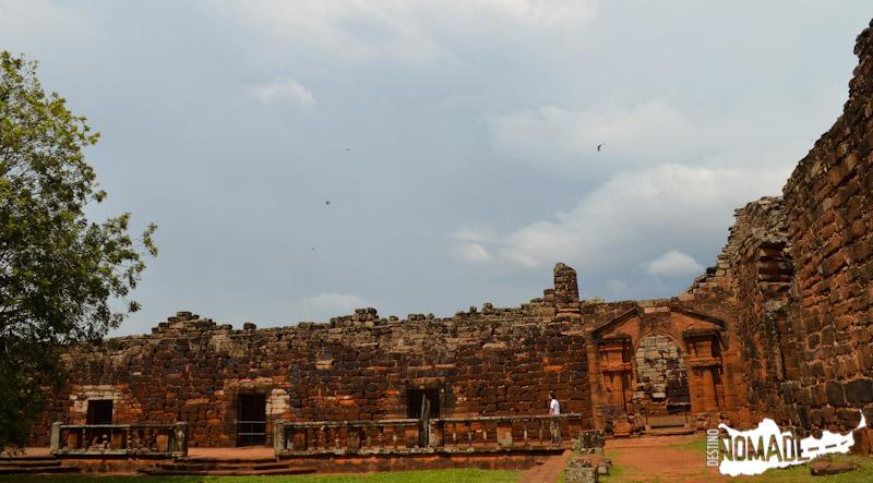 Ruinas de la misión de San Ignacio
