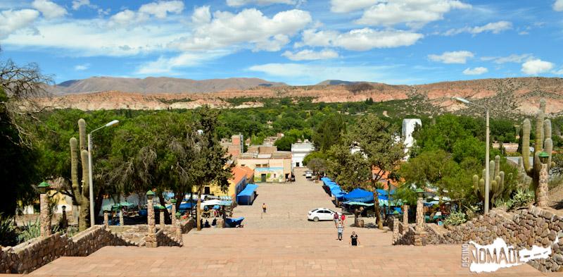 Feria en Humahuaca, Quebrada de Humahuaca