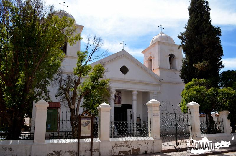 Iglesia de Humahuaca, Quebrada de Humahuaca