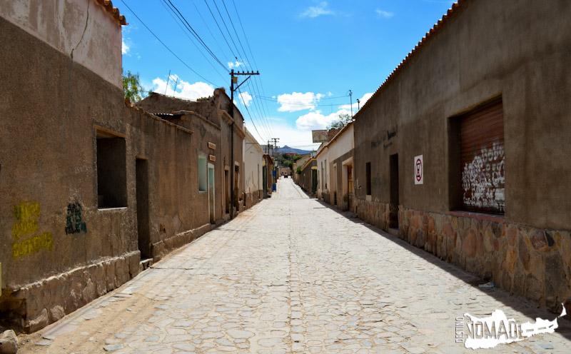 Humahuaca, Quebrada de Humahuaca