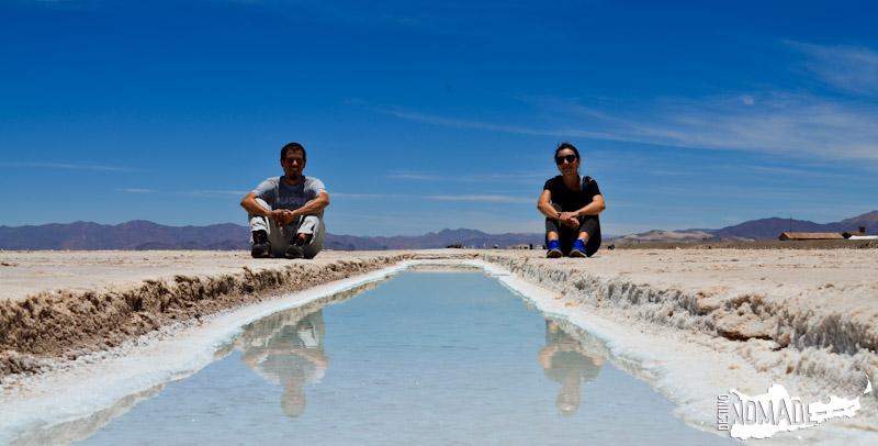 Salinas Grandes, Quebrada de Humahuaca
