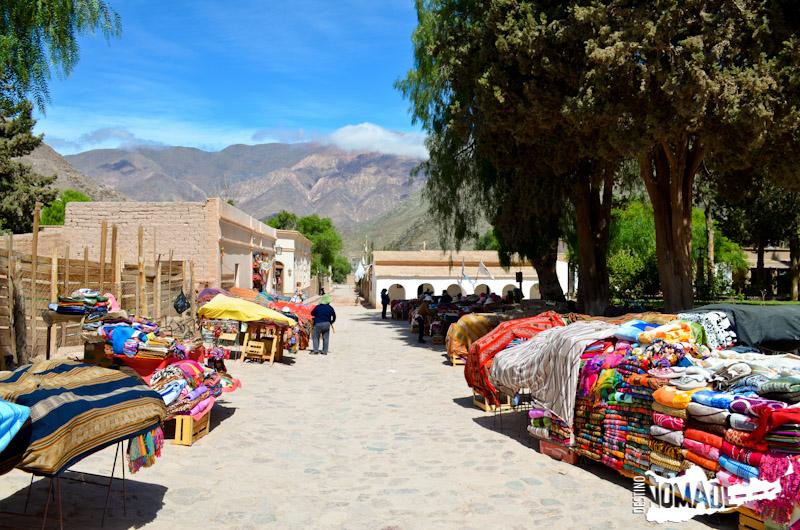 Feria de Purmamarca, Quebrada de Humahuaca