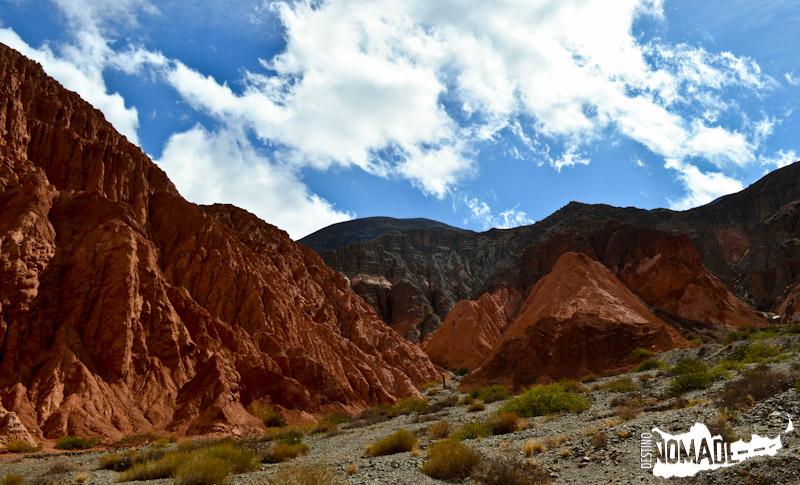 Paseo de los Colorados en Purmamarca, Quebrada de Humahuaca