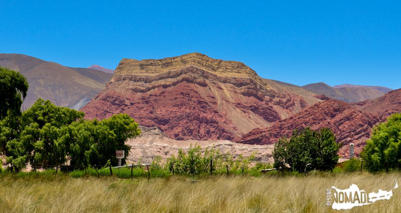 Mesón de Yacoraite en Uquía, Quebrada de Humahuaca