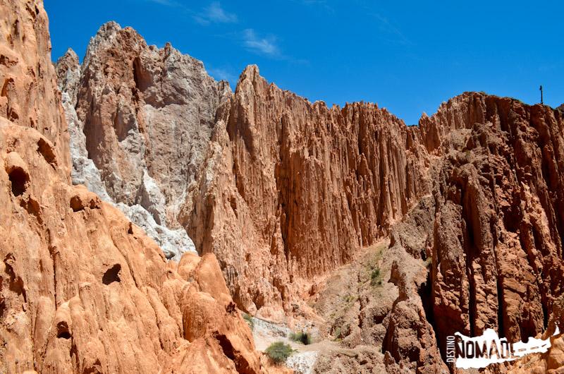 Quebrada de las Señoritas en Uquía, Quebrada de Humahuaca
